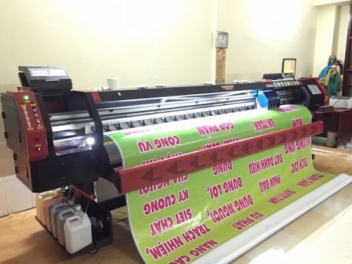 In decal giấy chất lượng cao